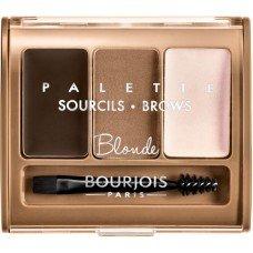 Bourjois, Brow Palette. 01 Blonde. 4.5g