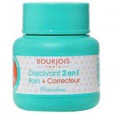 Bourjois, 2in1 Nail Polish Remover + Corrector. Nail polish remover.  35ml