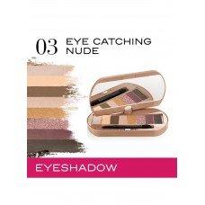 Bourjois Eye Catching Nude Palette Eye Catching 03 Nude, 4,5g